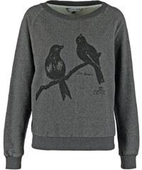 Ezekiel LOVE BIRDS Sweatshirt dark grey