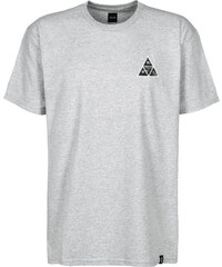 Huf Muted Military Triple Triangle T-Shirt grey