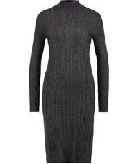 Vero Moda VMNIMBO Robe pull dark grey melange