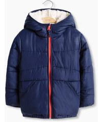Esprit Vatovaná termo bunda, plyšová podšívka