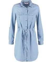 Miss Selfridge Robe en jean blue