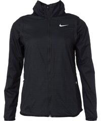 Nike Golf MAJORS FLIGHT Veste coupevent black/metallic silver