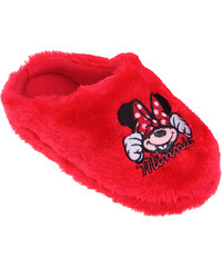 Disney Minnie Hausschuhe rot in Größe 28 für Mädchen aus Obermaterial: 100% Polyester Innenmaterial: 100% Polyester Sohle: 100% Polyamid Noppen: 100% Polyvinylchlorid