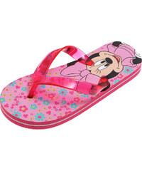 Disney Minnie Zehentrenner rosa in Größe 28/29 für Mädchen aus 100% Polyethylen