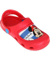 Disney Minnie Sandalen rot in Größe 24/25 für Mädchen aus 100% Ethylenvinylacetat