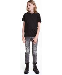 H&M Skinny Fit Biker Jeans