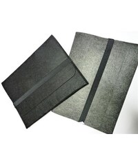 "Obal na notebook 15,6"" šedý"