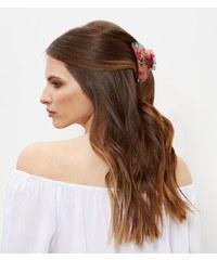 New Look Pince à cheveux multicolore à imprimé floral