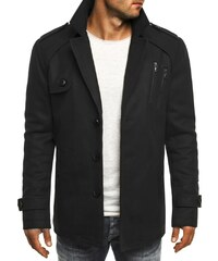 Nádherný moderní zateplený zimní kabát J.STYLE 3135