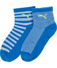 Puma Chaussettes Chaussettes Mini Stripes Bébé Bleues Bébé