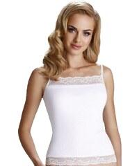 Eldar Dámská spodní košilka Charlotte bílá