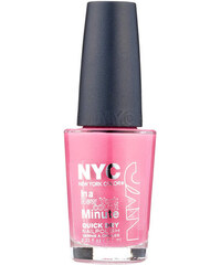 NYC New York Color Quick Dry Nail Polish 9,7ml Lak na nehty W - Odstín 298 High Line Green