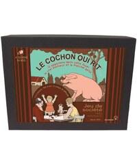Dujardin Le cochon qui rit - multicolore