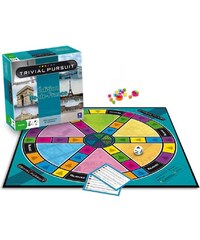 Winning Moves Ile de France - Trivial Pursuit - multicolore