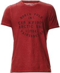 Redskins Northphole - T-Shirt - rot
