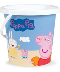 Smoby Seau Peppa Pig - multicolore