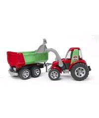 Bruder Tracteur roadmax - multicolore