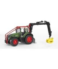 Bruder Tracteur Forest Fendt - multicolore