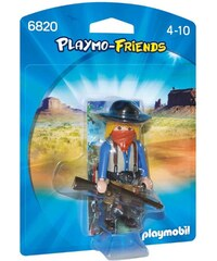 Playmobil Cow-Boy - multicolore