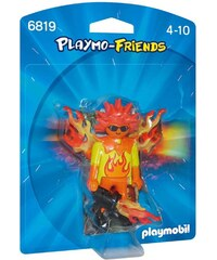 Playmobil Mutant de feu - multicolore