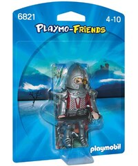 Playmobil Chevalier d'argent - multicolore