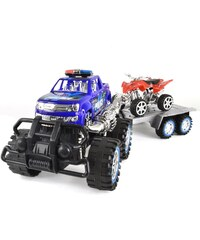 Wonderkids 4x4 Cross country super speed - multicolore