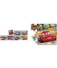 Clementoni Cars 2 - Mallette de jeux - multicolore