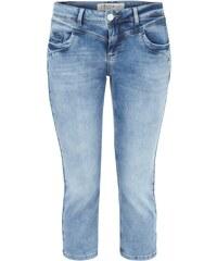 Street One Used Look Jeans in 7/8-Länge