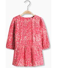 Esprit Splývavé šaty s květovaným potiskem