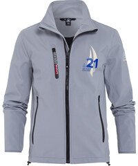 Gaastra Veste Softshell Antibes Hommes Polaires & Softshell gris