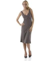 Damen Sommerkleid Vivance Collection braun 32,34,36,38,40,42