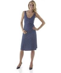 Damen Sommerkleid Vivance Collection blau 32,34,36,38,40,42,44,46,48