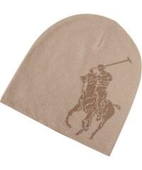 Polo Ralph Lauren Strickmütze mit eingewebtem Logo