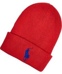 Polo Ralph Lauren Strickmütze mit Logo-Stickerei