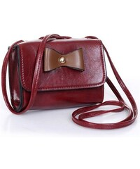 Lifestyle Dámská červená mini kabelka