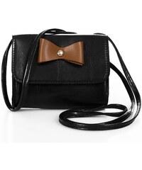 Lifestyle Dámská černá mini kabelka