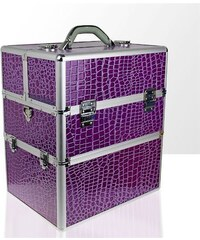 BMD kosmetický kufr dvoupatrový krok 32x25x39 cm