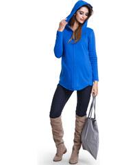 Happymum Modrá těhotenská bunda Salsa