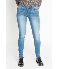 Jean slim Bleu Coton - Femme Taille 34 - Cache Cache