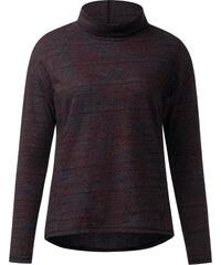 Cecil Shirt mit weitem Rollkragen - antique red, Herren
