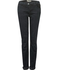 Street One Loose Fit Denim Mika - schwarz heavy washed, Damen