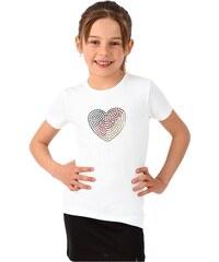 TRIGEMA T-Shirt Deutschland Herz