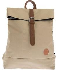Enter Rucksack, »Fold Top Backpack, Khaki«