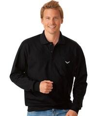 TRIGEMA Polo-Shirt Sweat-Qualität