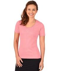TRIGEMA T-Shirt mit Swarovski® Kristallen