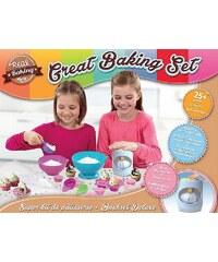 Vivid Koch- und Backspielzeug, »Real Baking Backset Deluxe«