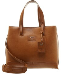 Pepe Jeans BETTY Shopping Bag brown