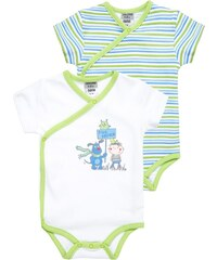 Jacky Baby 2 PACK Body green