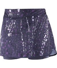 SUKNĚ SALOMON AGILE SKORT W nightshade grey/rain purple/blush purple