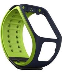 TomTom Řemínek k GPS hodinkám (L) - tmavě modrá/zelená